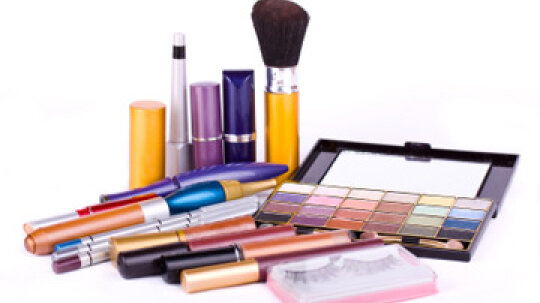 How much is too much when it comes to makeup?
