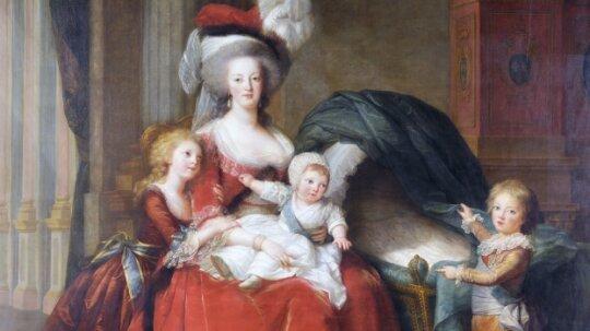 Top 5 Marie Antoinette Scandals