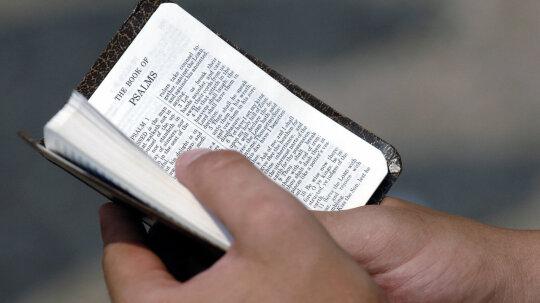 Did a U.S. president rewrite the Bible?
