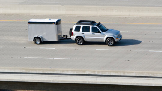 How Towing Monitoring Systems Work