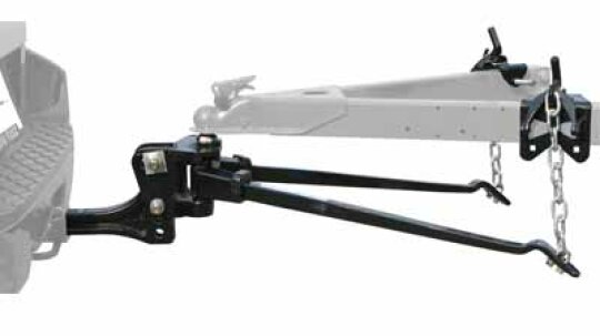 How Towing Weight Distribution Systems Work