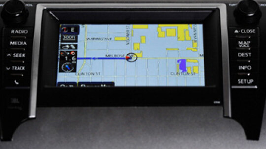 How Toyota Entune Works