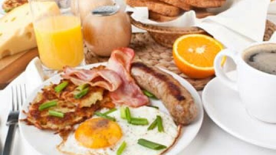 Great Traditional Brunch Foods