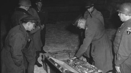 """Could treasure hunters have discovered """"Nazi Gold""""?"""