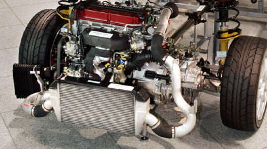 How Turbochargers Work