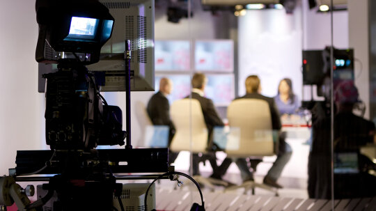 How are TV commercials produced?