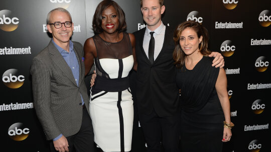 What are TV upfronts?