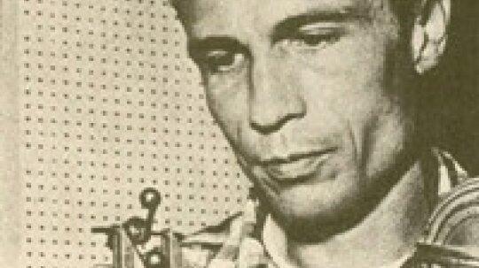 Howard Menger and UFO Contactees