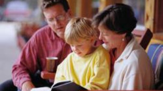 What are the benefits of open child adoption?