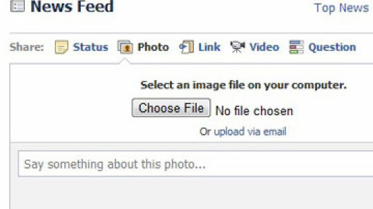 How to Upload Photos on Facebook