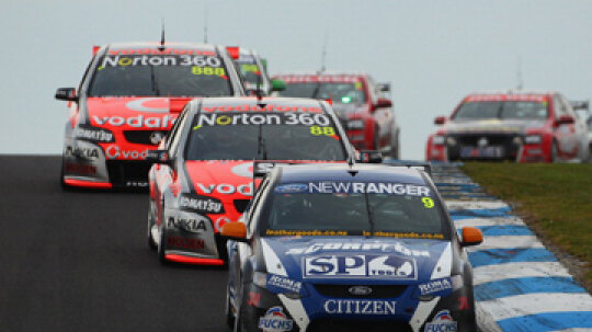 How the V8 Supercars Championship Series Works