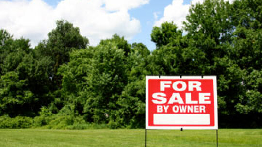 How do you choose a vacant lot?