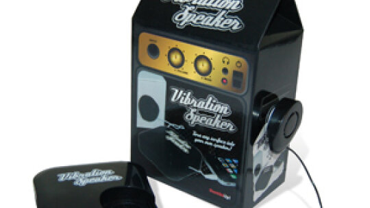 How Vibration Speakers Work