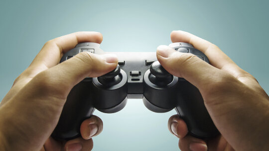Do video games really improve hand-eye coordination?