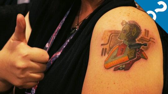 How Star Wars Works: Star Wars Celebration's Tattoo Pavilion