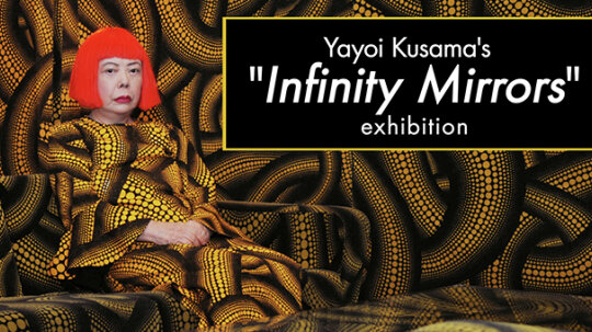 "HowStuffWorks: Japanese artist Yayoi Kusama's ""Infinity Mirrors"" exhibition"