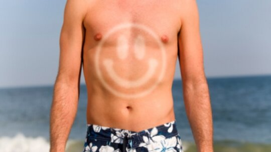 How much vitamin D do you get from the sun?