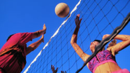 5 Volleyball Variations to Play in Your Backyard