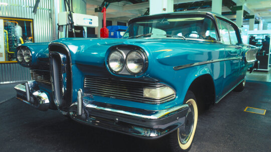 Was the Ford Edsel really that much of a failure?