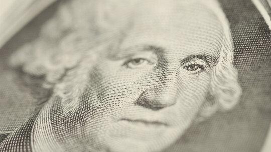 Did George Washington really have wooden teeth?