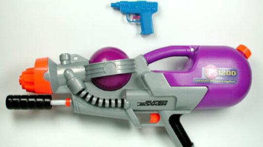 How Water Blasters Work