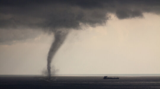 Can a Waterspout Turn Into a Tornado?