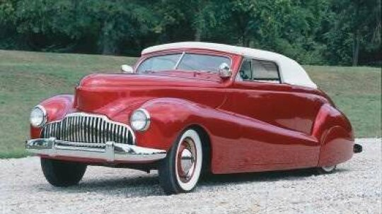 Westergard Mercury: Profile of a Custom Car
