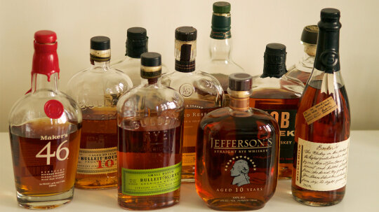 What's the Difference Between Whiskey and Bourbon?