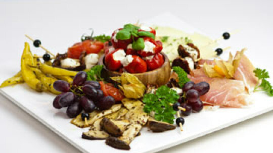 Savory Whole Foods for Antipasto