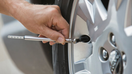 Will nitrogen-inflated tires save fuel?