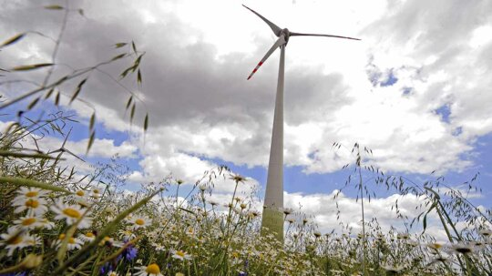 10 Innovations in Wind Power
