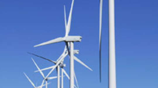 How Wind-turbine Chargers Work