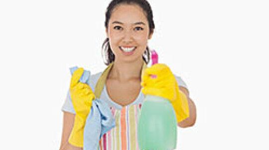 Helpful Window Cleaning Supplies