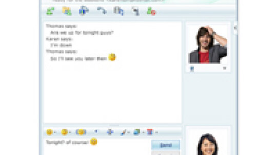 How Windows Live Messenger Works