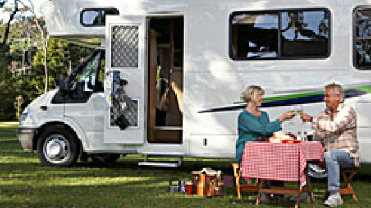 Top 5 Wine Country RV Resorts