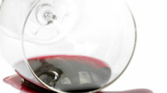 How to Remove Rose and Red Wine Stains