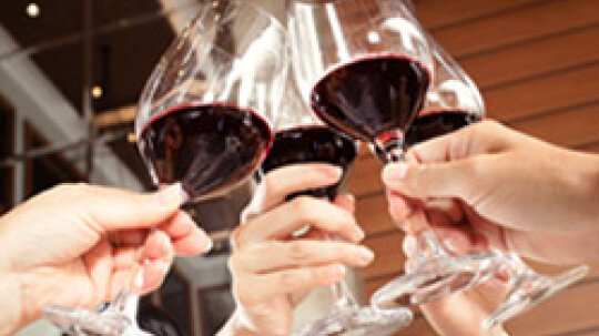 5 Red Wine Nutrition Facts