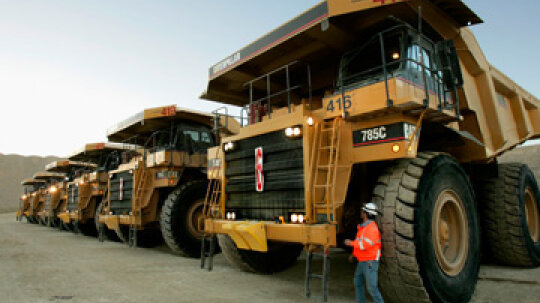What is the biggest truck in the world?