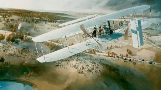 The Wright Flyers: 1903, 1905, and 1908