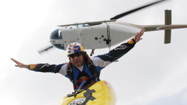 Extreme Sports Athletes Crave the Reward, Not the Risk
