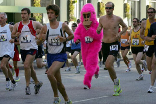 How Bay to Breakers Works