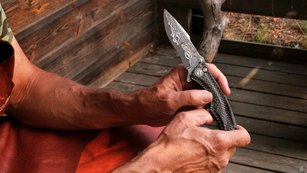 The Lost Art of True Damascus Steel