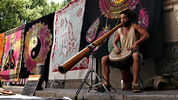 The Aussie Didgeridoo May Be the World's Oldest Wind Instrument