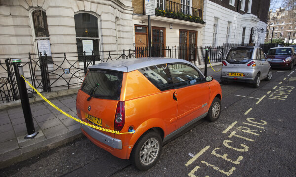 Is an all-electric car a bad investment?