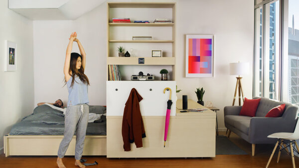 Now You Can Actually Live in MIT's $10K Robotic Apartment in a Box