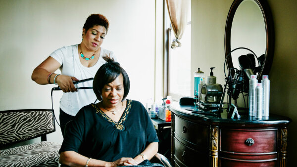 Many Hair Care Products for Black Women Contain Hormone Disrupters