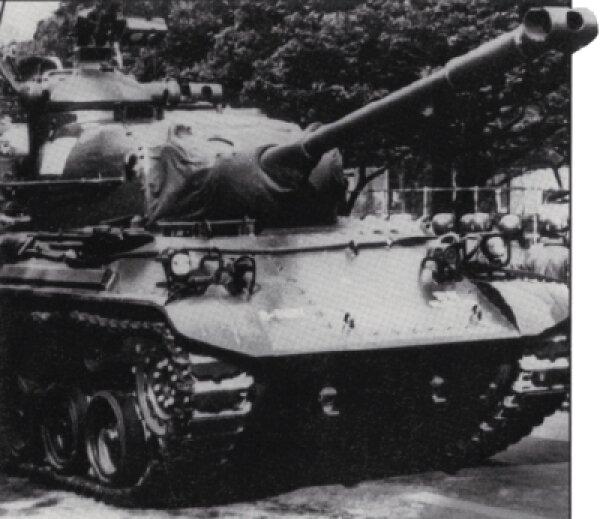 Type 61 Main Battle Tank