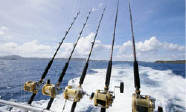 5 Wackiest Ways to Go Fishing
