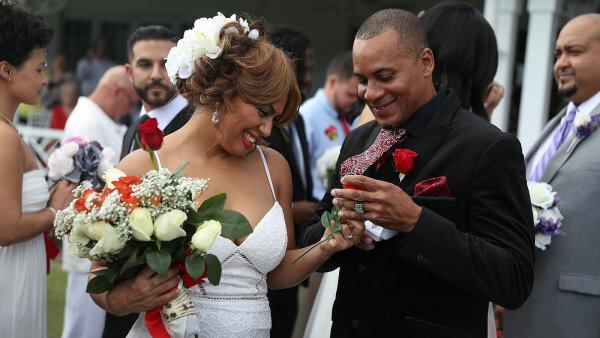 Wacky Wedding Traditions Quiz