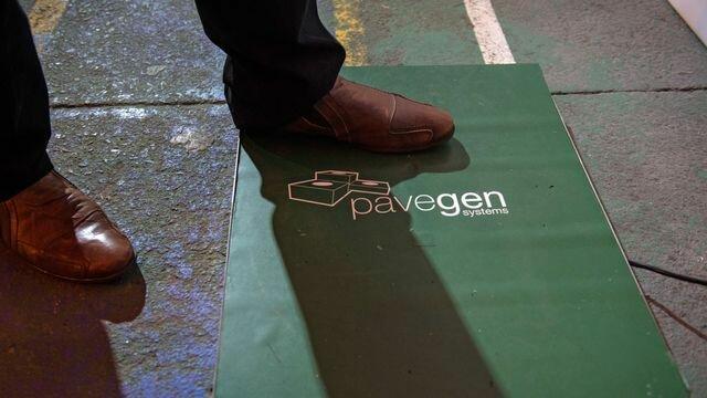 pavegen, tile, pedestrian